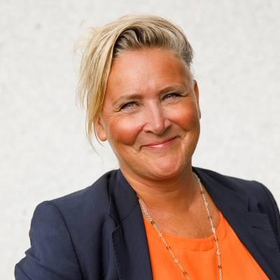 Nina Aasland konsernleder i Naboen