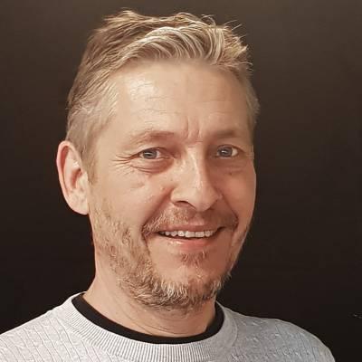 Daglig leder i Naboen Haugesund Jan Helgeland