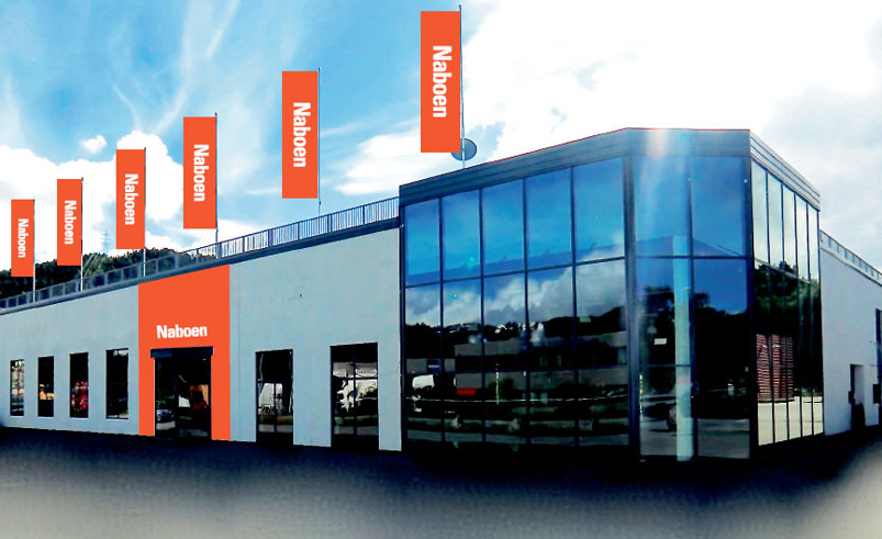 Nye lokaler i Åsane for Naboen Bergen