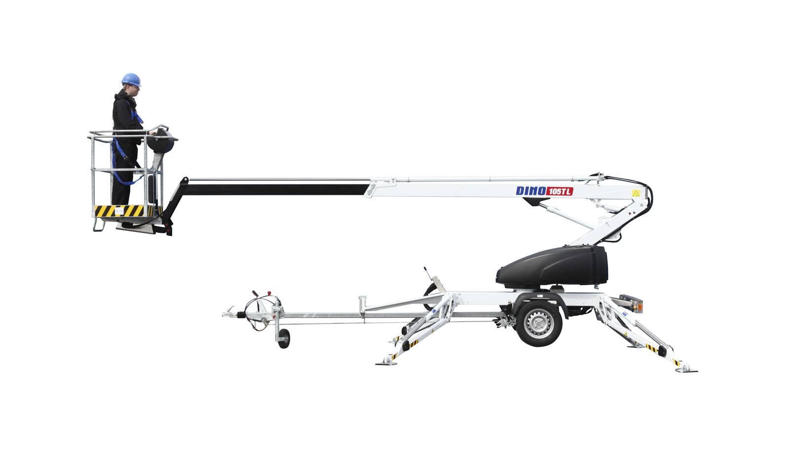 Tilhengerlift Dino 105TL