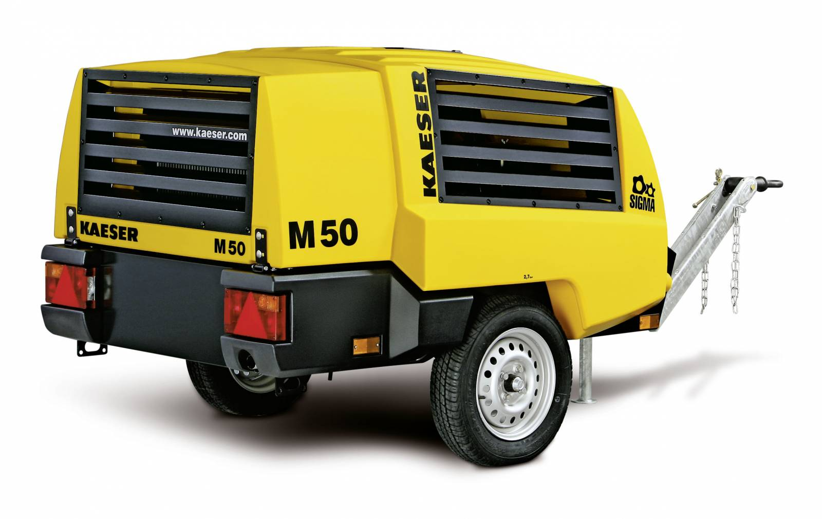 Kompressor KAESER M50