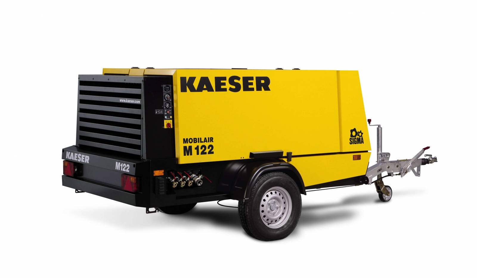 Kompressor KAESER M122