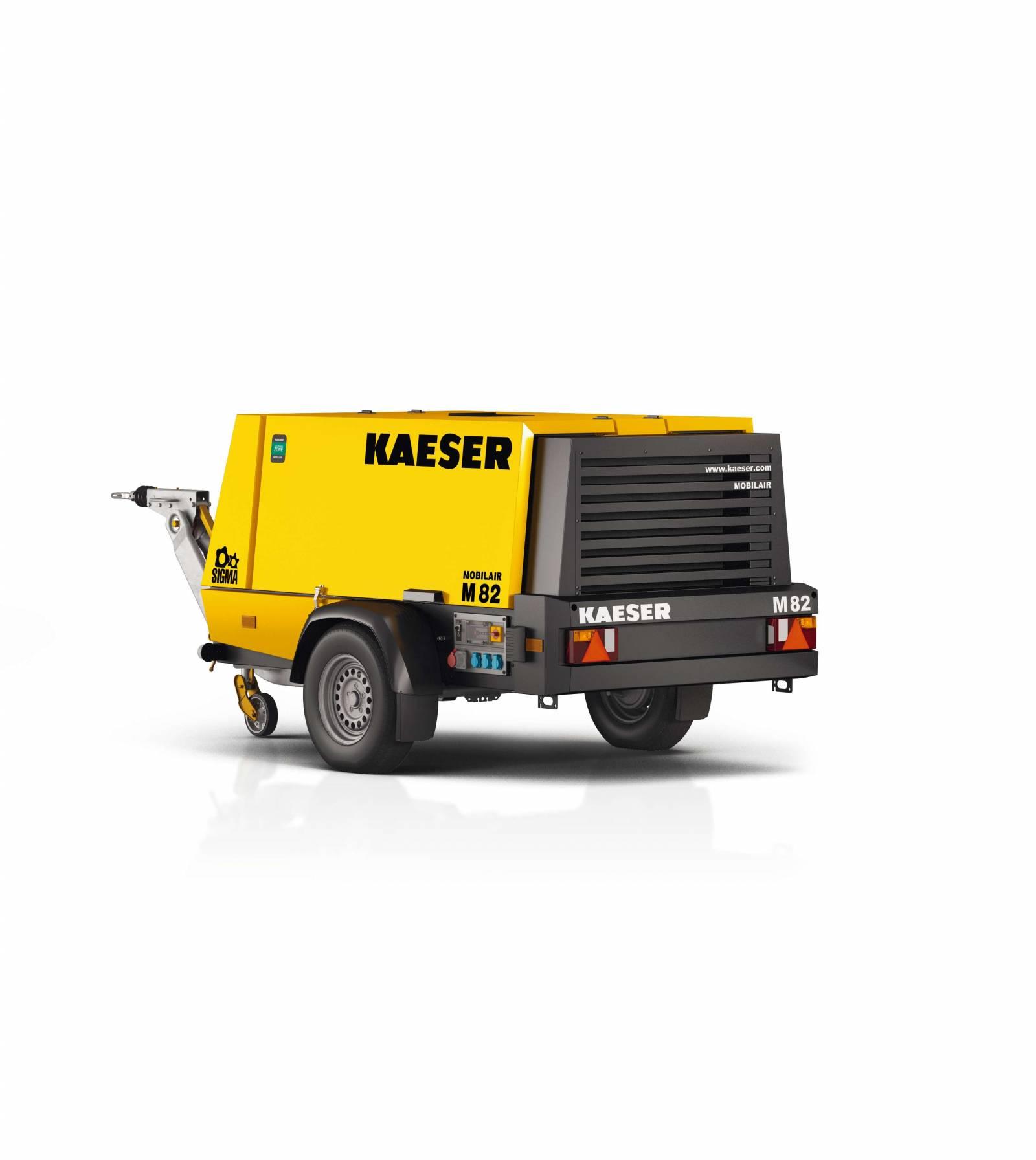 Kompressor KAESER M_82