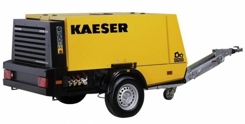 Kompressor KAESER M80