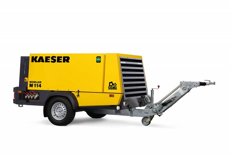 Kompressor KAESER M114