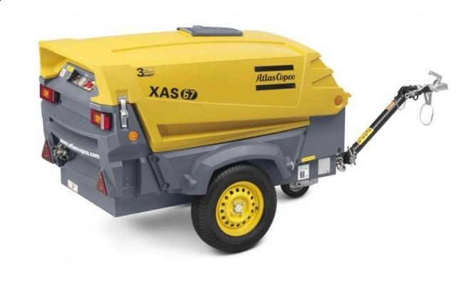 Transportabel kompressor XAS67DD