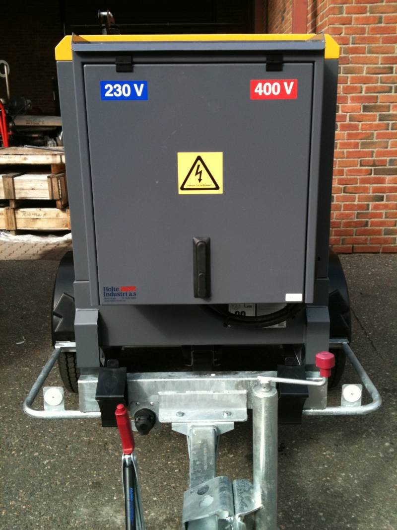 Vekselstrømgenerator QAS 20 DV Skap