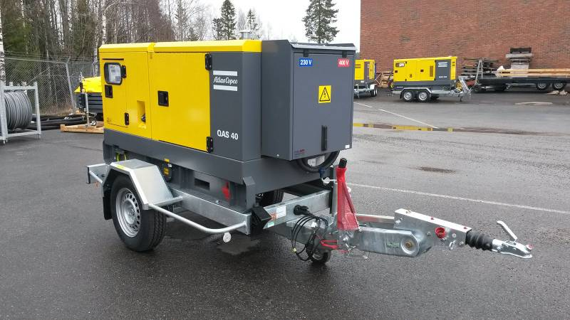 Vekselstrømgenerator QAS 40