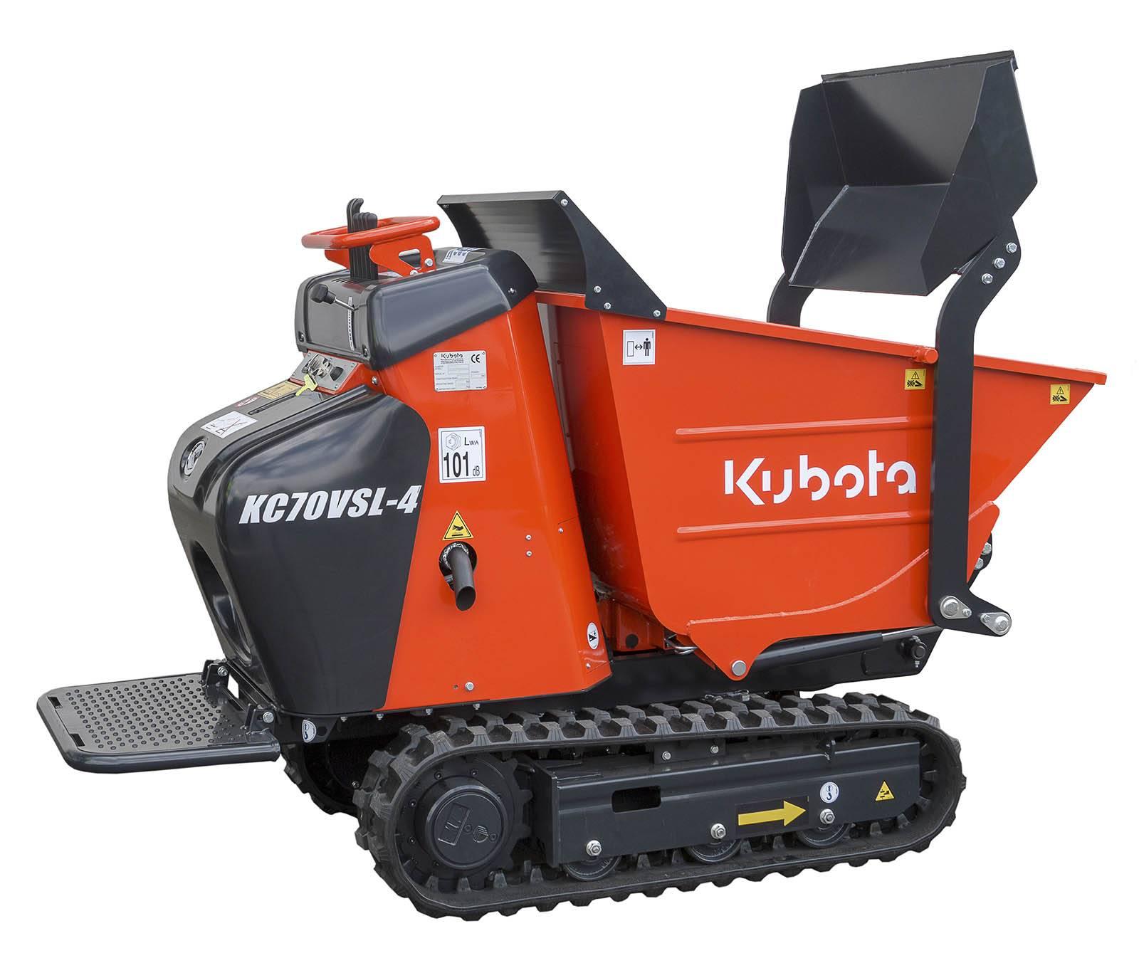 Kubota KC70 VSL-4