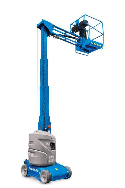 10m Bomlift Mast Genie GR-26J