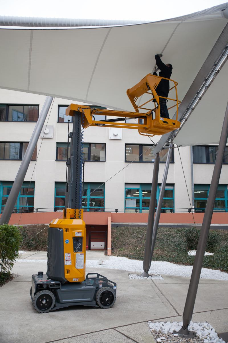10m Bomlift Mast Haulotte STAR 10