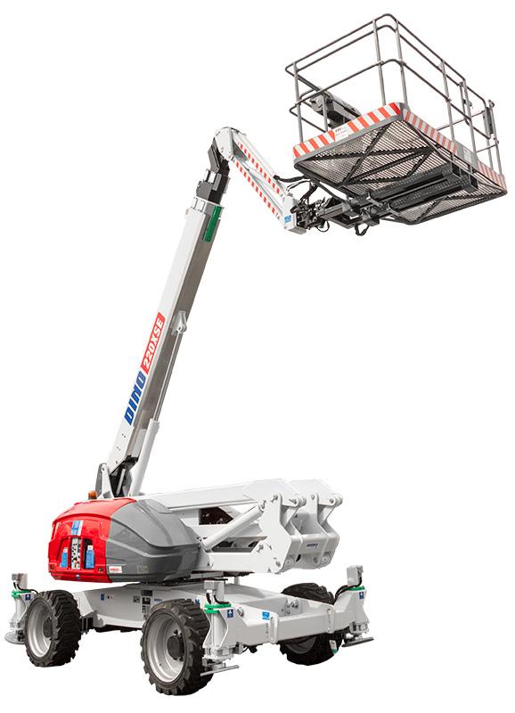 22m Bomlift Knekkarm Dino 220XSE