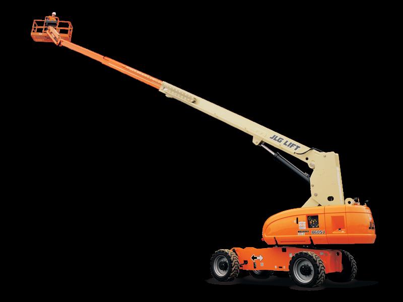 28m Bomlift Teleskop JLG 860SJ