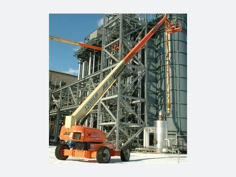 39m Bomlift Teleskop JLG-1200SJP-ELECTRIC