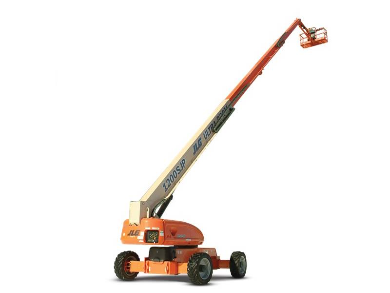 39m Bomlift Teleskop JLG-1200SJP-ELECTRIC