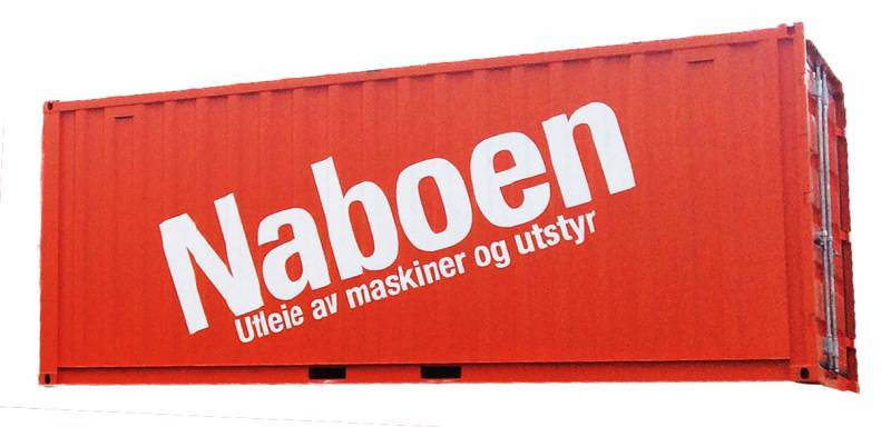 Naboen Container