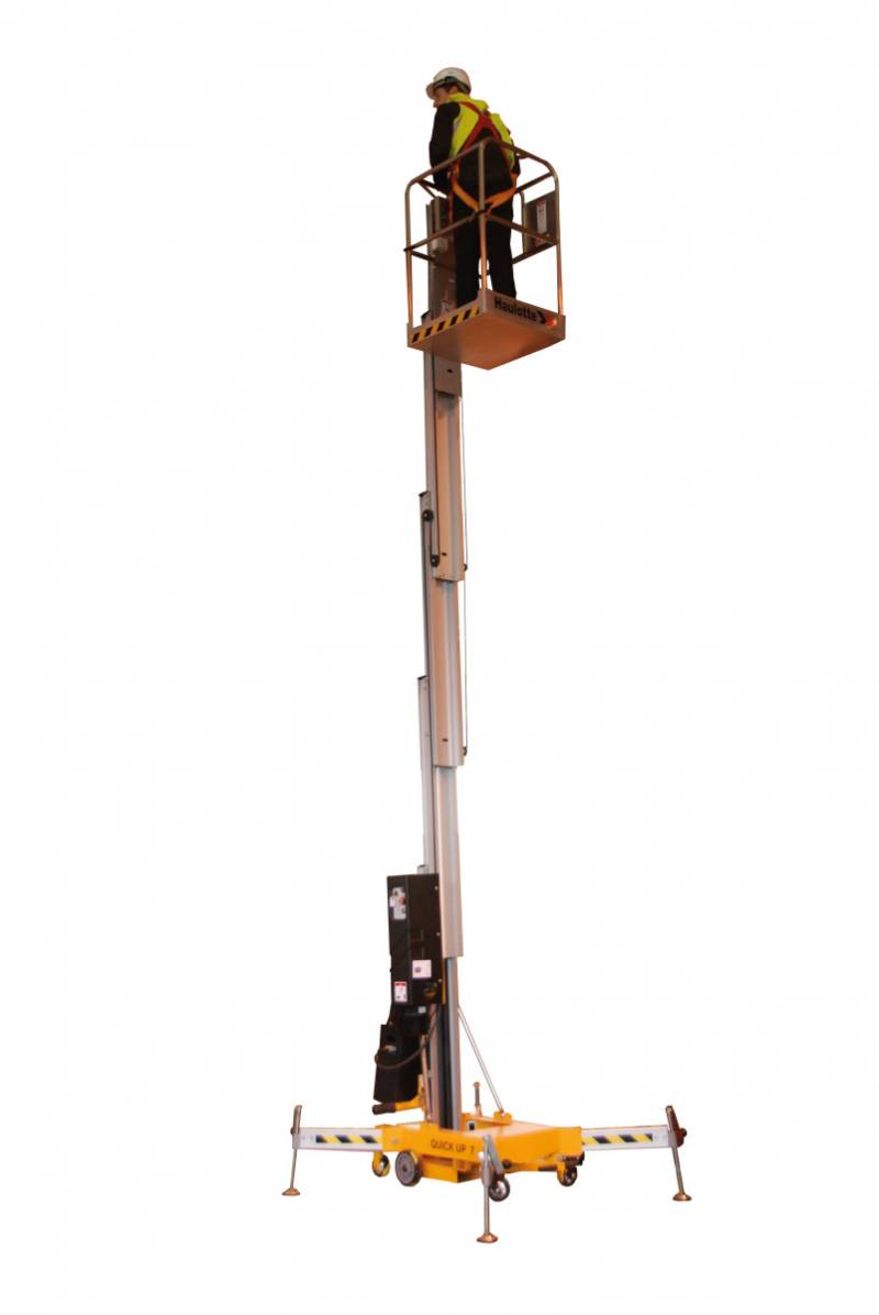 10m Bomlift Mast