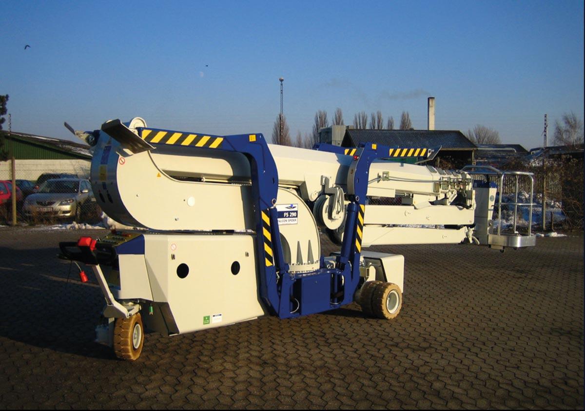 29m Spiderlift - Falcon FS 290