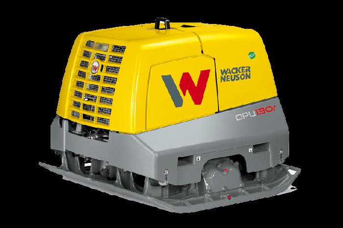 Vibratorplate 801-1200Kg