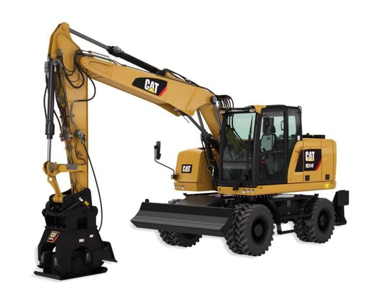 Cat M314F