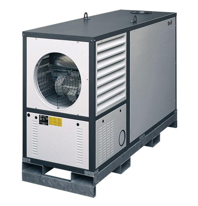 Kroll HM200 høytrykks varmeaggregat