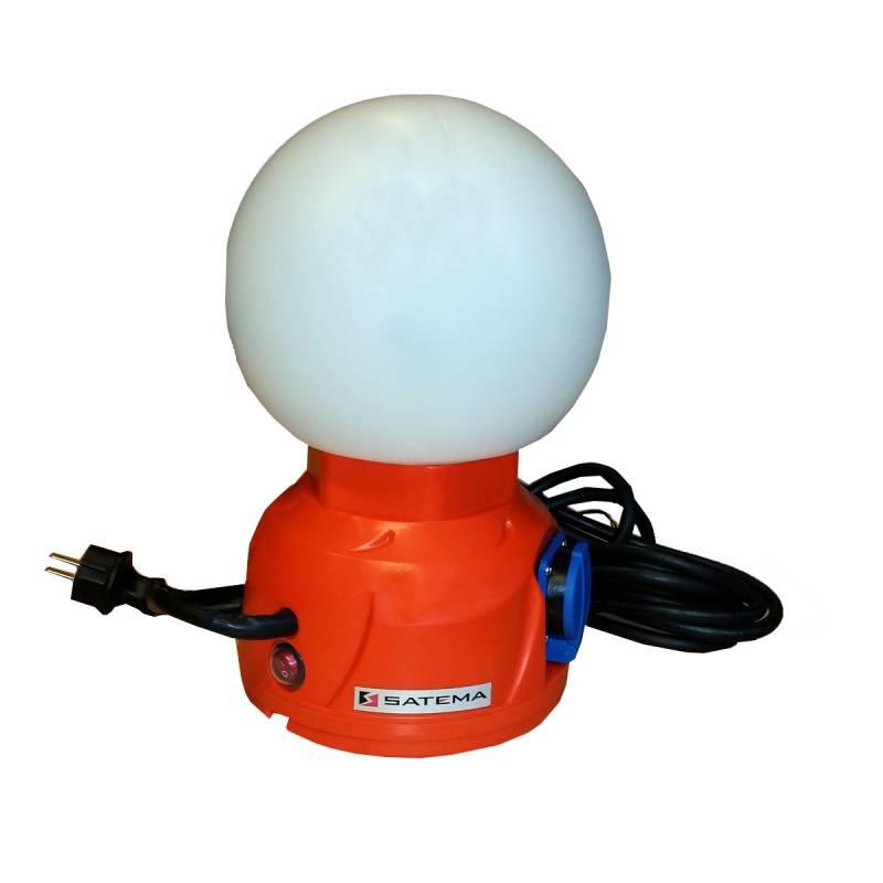 LED rekkelyslampe