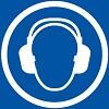 Bruk Hørselvern når støynivået overstiger 80dB
